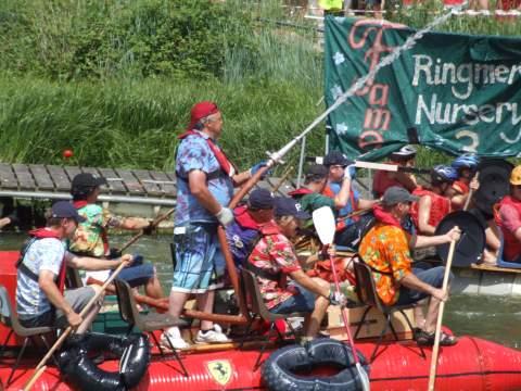 Canoe oise