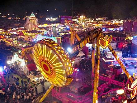 Free best free festivals carnivals fireworks for Mansfield arts and crafts show